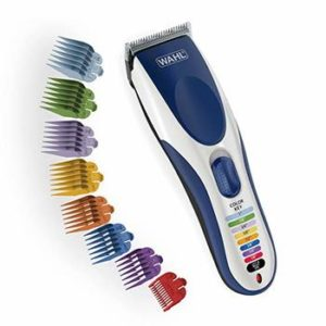 1. Wahl Color Pro Cordless Rechargeable Hair Clipper