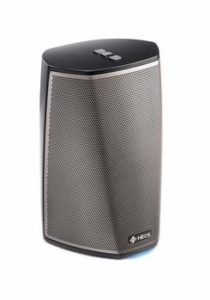 10. Denon HEOS 1 HS2 New Hi-Res Audio, Compact, Portable Wireless Bluetooth Speaker with Amazing Sound