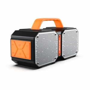 12. Bluetooth Speakers, Waterproof Outdoor Speakers Bluetooth 5.0