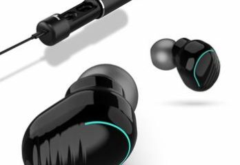 3. Bluetooth Earbuds, True Wireless Bluetooth 5.0 Headphones with 15 Hours Playtime