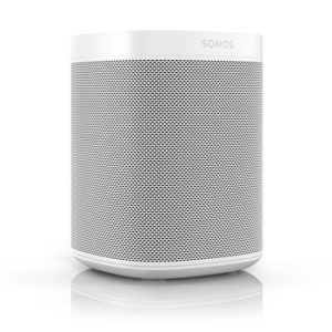 6. Sonos One (Gen 1) - Voice Controlled Smart Speaker - WiFi Speakers