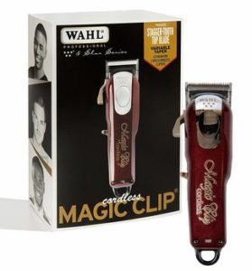 7. Wahl Professional 5-Star Cord Magic Clip