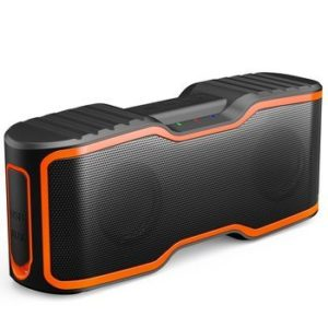 8. AOMAIS Sport II Portable Wireless Bluetooth Speakers Waterproof