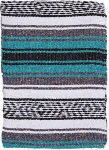 8. El Paso Designs Mexicans Yoga Blanket
