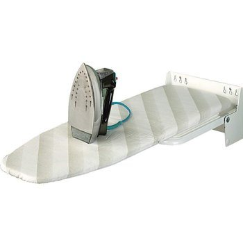 1 Wall-Mounted Ironing Board