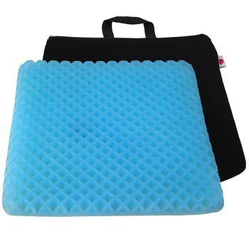 11 FOMI Premium Firm All Gel Orthopedic Seat Cushion - Gel Seat Cushions