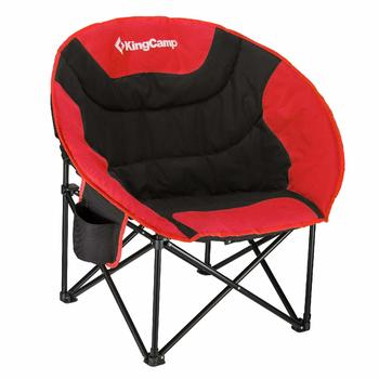 2. KingCamp Moon Saucer Camping Chair - Saucer Chairs