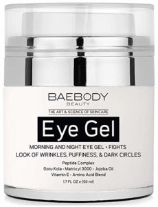 3. Baebody Eye Gel - 1.7 fl oz (50ml) - Korean Eyes Creams