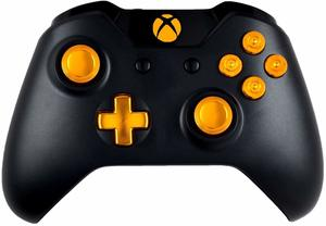 4 Gold 9MM Xbox One Modded Controllers