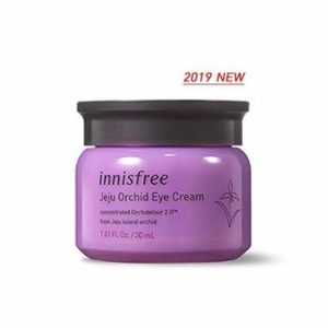 4. Innisfree Orchid Eye Cream 30ml (Package randomly) - Korean Eyes Creams