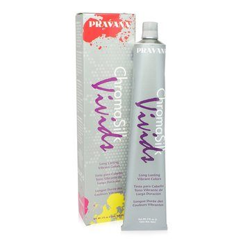 4. Pravana Chromasilk Vivids Violet - Purple Hair Dyes