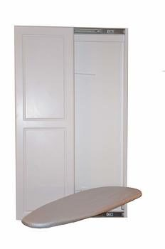 5 Slide Away Ironing Boards Double Panel Door