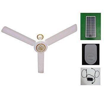 6 Solar Ceiling Fan
