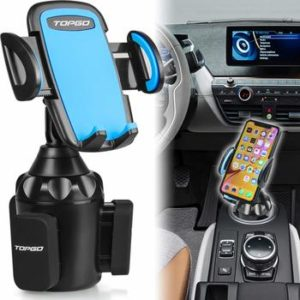 7. [Upgraded] TOPGO Universal Adjustable Cup Holder