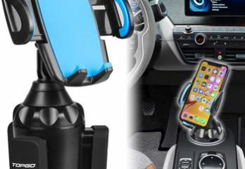 Top 12 Best Cup Holder Phone Mounts in 2021 Reviews