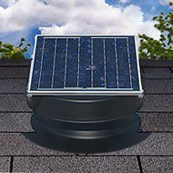 8 Solar Attic Fan 36-Watt