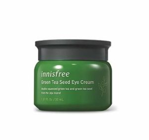 9. Innisfree The Green Tea Seed Eye Cream 30ml