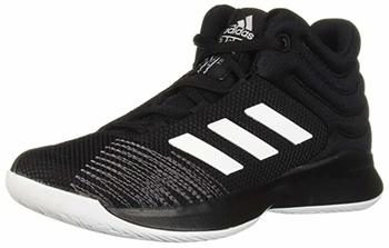 1. Adidas Originals Kids' Pro Spark 2018 K Men's Basketball Shoes