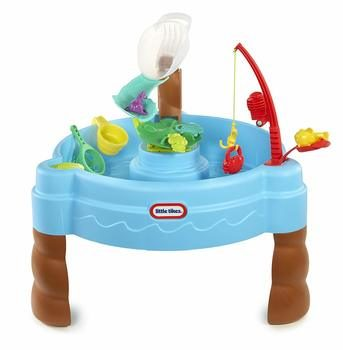 10. Little Tikes Fish and Splash Water Table - Water Table for Kids