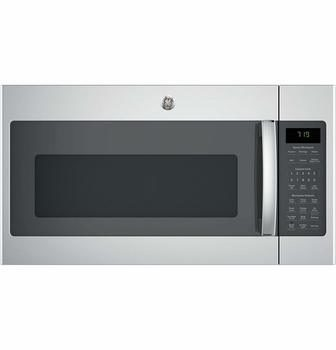 12. GE JNM7196SKSS Compact Microwave Oven