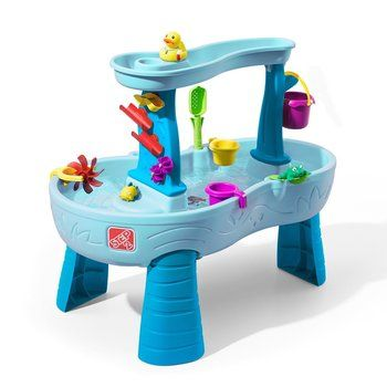 12.Step2 Sun Shower Water Table for Kids