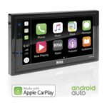 14. BOSS Audio Systems BVCP9685A Android Apple CarPlay Car Multimedia Player