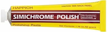 2. Simichrome 390050 All Metal Polish Tube - 1.76 oz