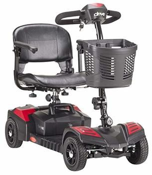 3. Drive Medical Spitfire Scout 4EXT 4-Wheel Electric Scooters