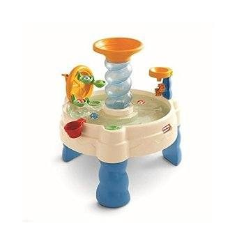 3. Little Tikes Spiraling Seas Kids Water Park Play Table