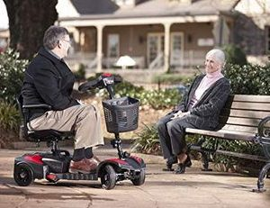 Top 10 Best 4-Wheel Electric Scooters in 2021 Reviews