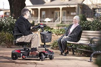 4-Wheel Electric Scooters