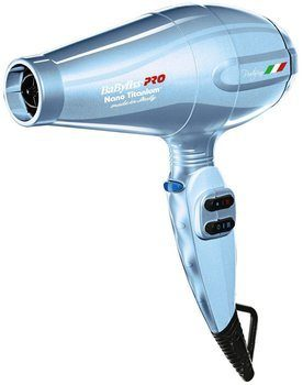 4. BaBylissPRO Nano Titanium Portofino Full-Size Dryer - Babyliss Hair Dryers