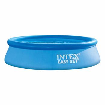 4. Intex Easy Set Up Inflatable pool, 10 ft Diameter x 30 Inch height