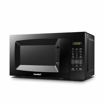 5. COMFEE' EM720CPL-PMB 700-watt Compact Microwave Ovens, 0.7 cubic- feet
