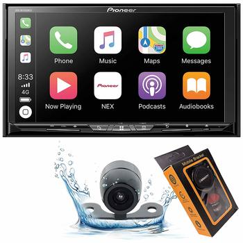 5. Pioneer AVH4200NEX 2-DIN Car Receiver with Built-In Bluetooth