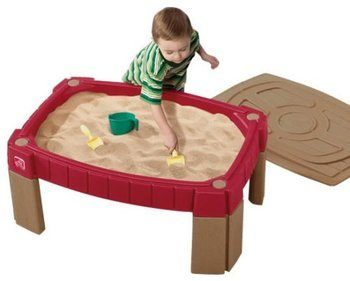5. Step2 Naturally Playful Kids Sand Table - Water Table for Kids