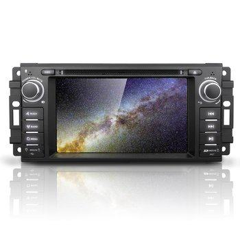 6. Android 7 Corehan in Dash Car Stereo - 6.2 LCD screen Multimedia Player