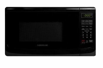 6. Farberware Classic FMO07ABTBKA 700-Watt Compact Microwave Ovens 0.7 Cu.