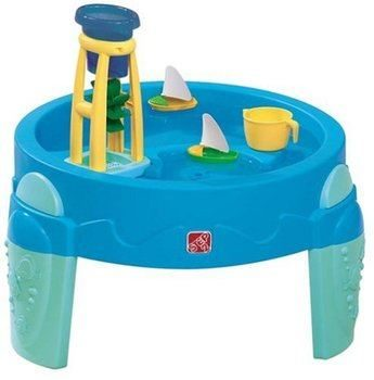 6. Step2 WaterWheel Activity Play Table - Water Table for Kids