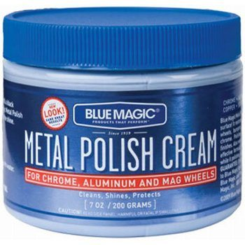 7. Blue Magic 400 7 Ounce 7OZ MTL Polish Cream