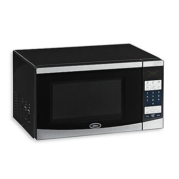 7. College Dorm Size Compact Microwave Ovens with Digital Controls