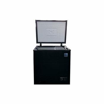 7. RCA FRF454-BLACK Chest Freezer5.1 Cubic Feet