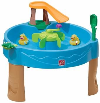 8. Step2 Duck Pond Water Table for Kids
