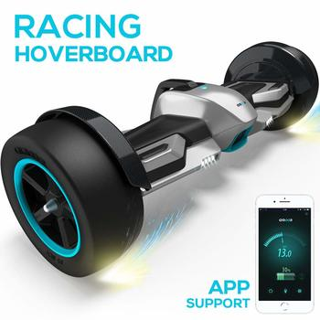 9. Gyroor G-F1 Hoverboard, 8.5-inch Off Road Hover Board with LED Lights