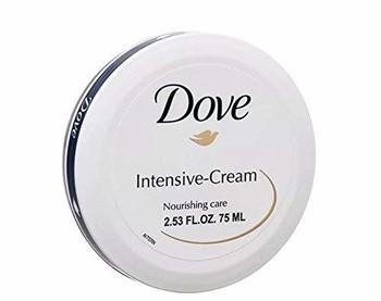 1. Dove 1 Intensive Nourishing Care Cream, 75Ml