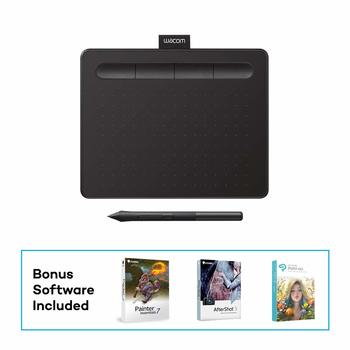 3. Wacom Intuos Graphics Drawing Tablet - Digital Writing Pads