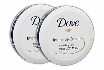 4. Dove Nourishing Care Intensive-Cream 75ML (Pack of 2)