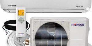 6. Pioneer WYS012-17 Air Conditioner