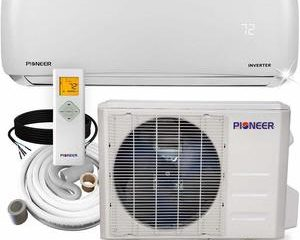 6. Pioneer WYS012-17 Air Conditioner