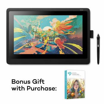 7. Wacom Cintiq 16 Drawing Tablet with Screen
